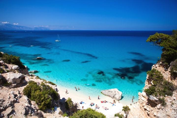 Cala Goloritze, Baunei, Sardegna
