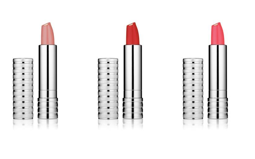 I nuovi rossetti Dramatically Different Lipstick di Clinique
