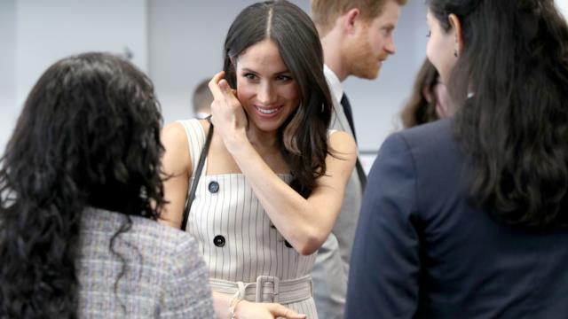 Meghan Markle indosserà due abiti da sposa per il Royal Wedding