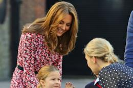 Il nuovo colore di capelli di Kate Middleton