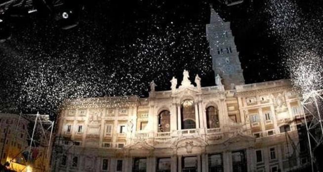 Il Miracolo della Neve a Roma
