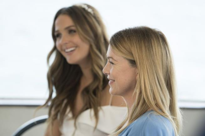 Grey's Anatomy: un'immagine dal finale della quattordicesima stagione