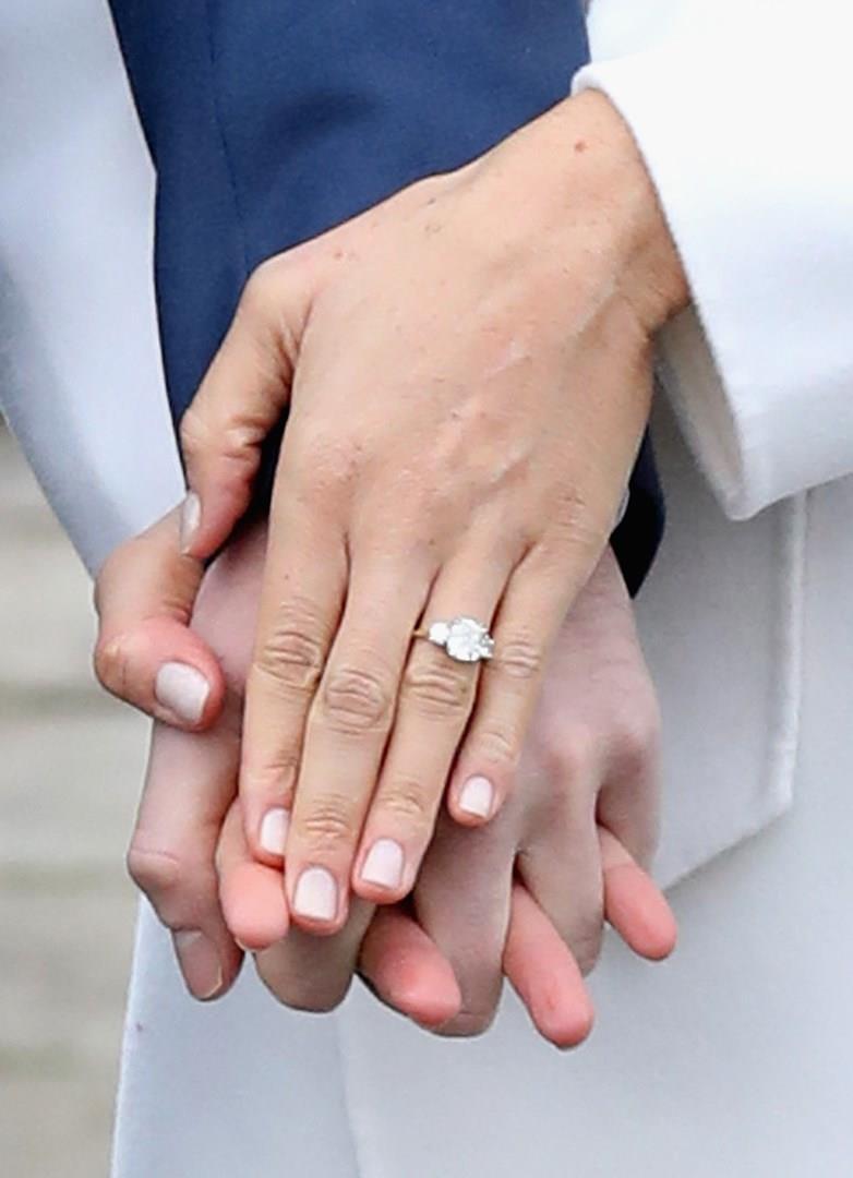 L'anello di Meghan Markle