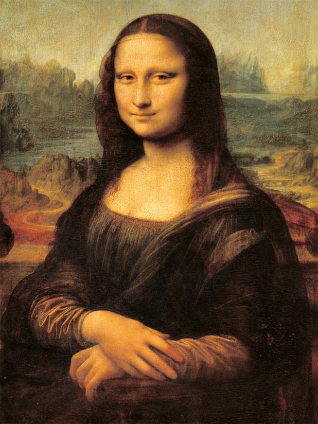 Monna Lisa di Leonardo