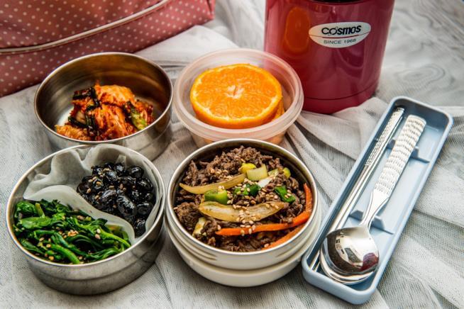 La schiscetta perfetta ricette e consigli per il pranzo - Consigli per pranzo ...