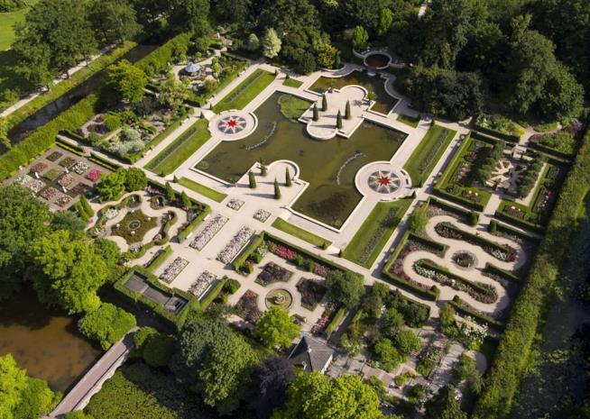 I giardini più belli d'Europa, Giardini del Castello di Arcen, Olanda