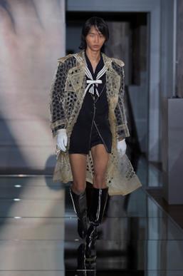 Sfilata MAISON MARGIELA Collezione Alta moda Autunno Inverno 19/20 Parigi - Margiela PO HC RF19 0012
