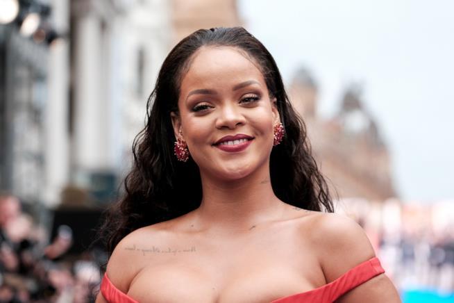La popstar Rihanna