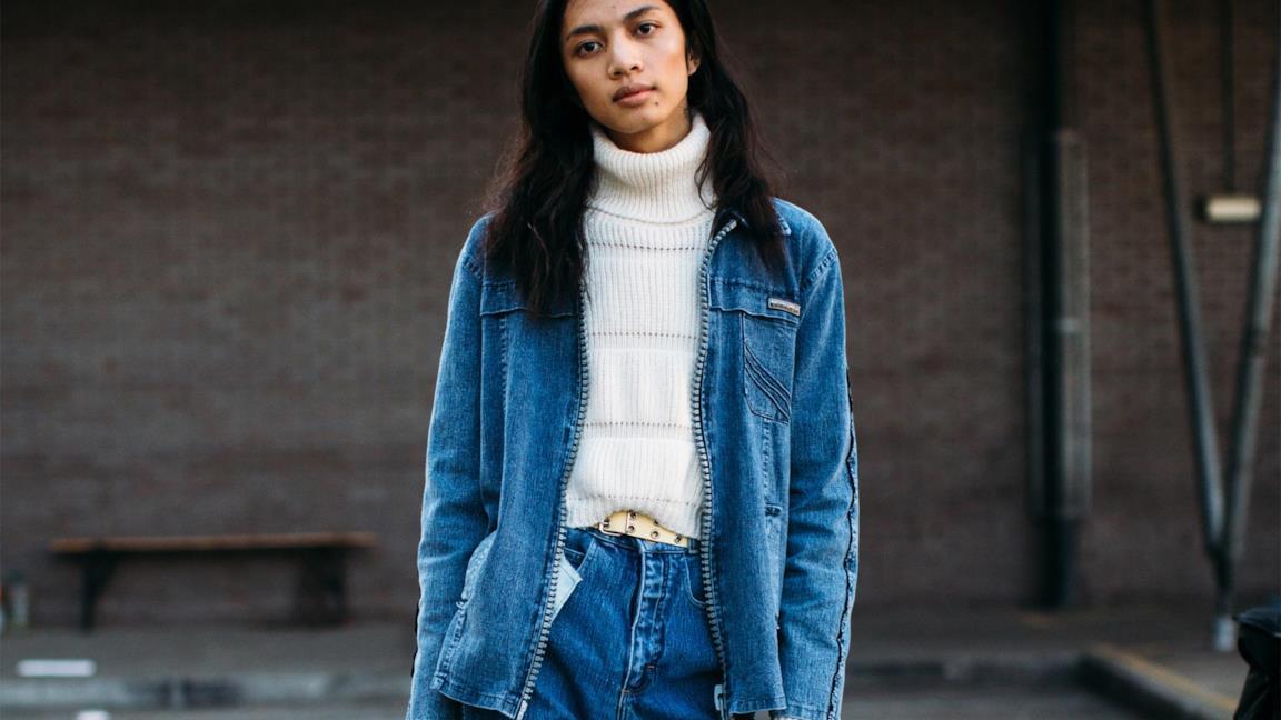 hot sales 870a9 0dff6 Come abbinare la giacca di jeans: 6 idee outfit per l'autunno