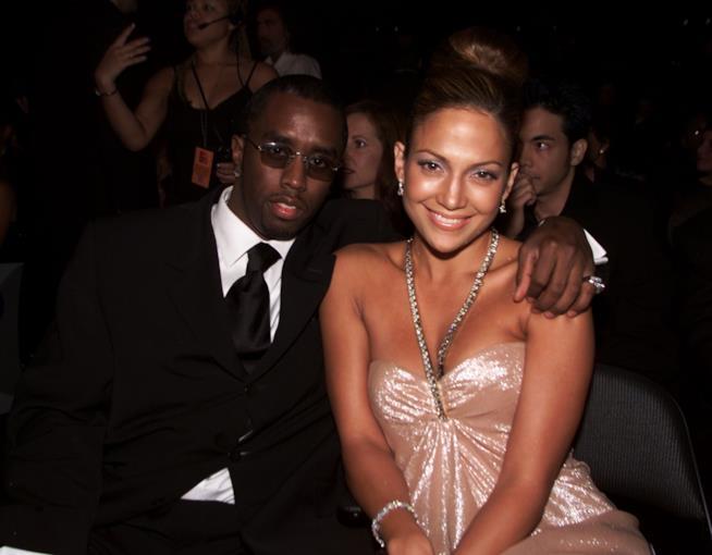 Jennifer Lopez e Puff Daddy