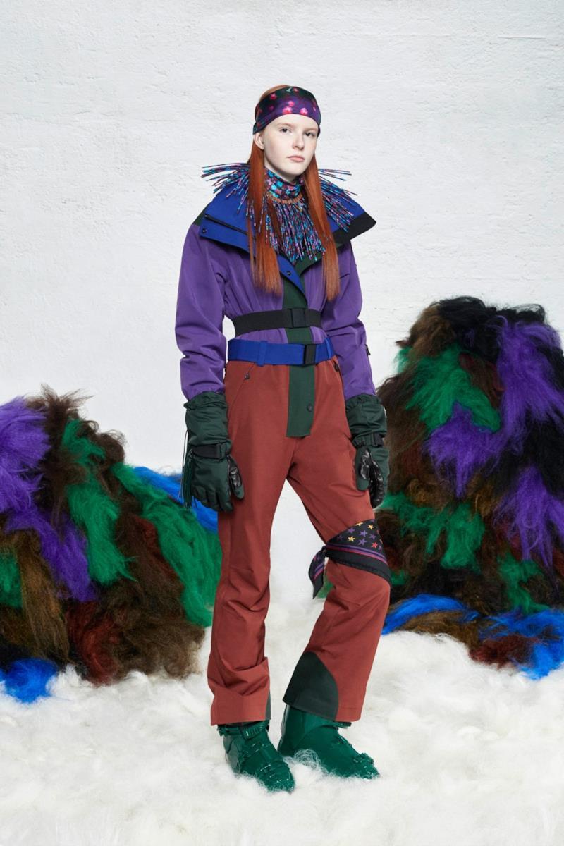 Sfilata MONCLER Collezione Donna Autunno Inverno 19/20 Milano - 87