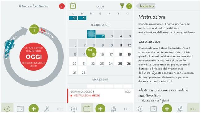 Il Mio Calendario Del Ciclo.Le 5 Migliori App Per Calcolare Il Ciclo E Il Periodo Fertile
