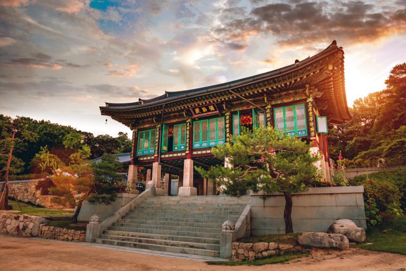 Tempio Bongeunsa