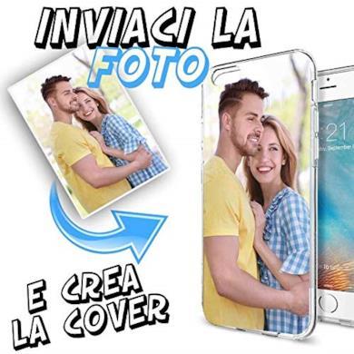 Cover Custodia Personalizzata con Foto o Scritta