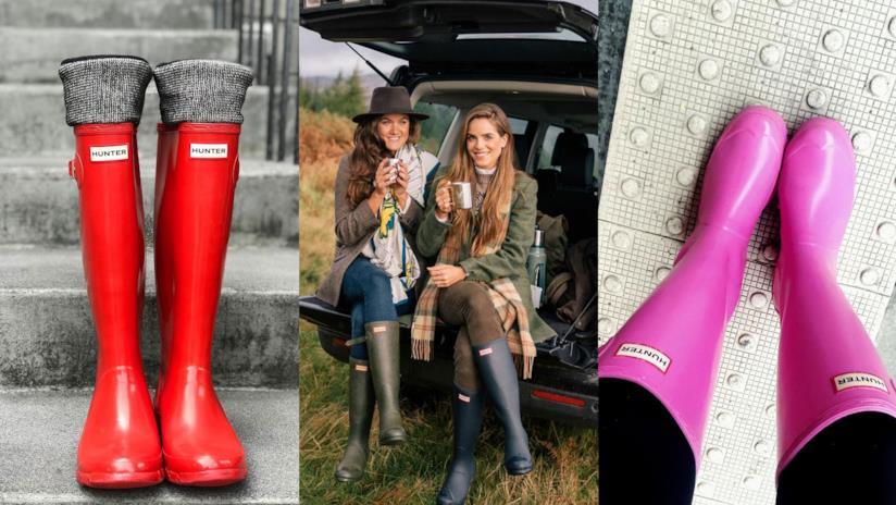carino e colorato designer nuovo e usato fornire un sacco di I migliori stivali da pioggia