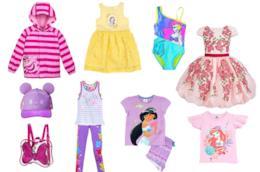 Abbigliamento bambina Disney 5- 14 anni