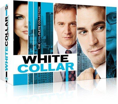 Cofanetto DVD di White Collar - Stagioni 1-6