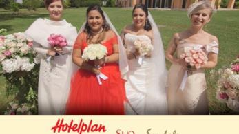 A Quattro Matrimoni in Italia 2 ci sono la neve, l'America, l'India e i laghi piemontesi