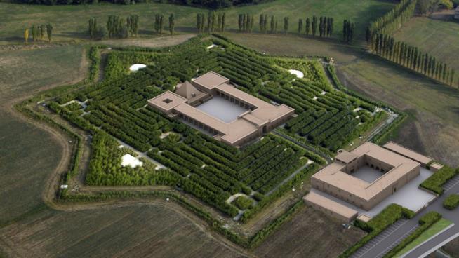 Labirinto della Masone di Franco Maria Ricci – Fontanellato