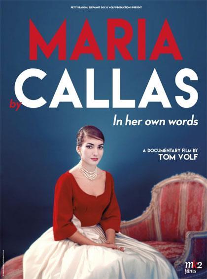 Il poster di Maria by Callas
