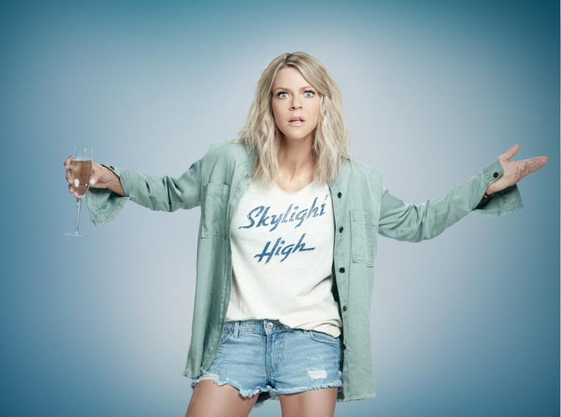 Kaitlin Olson in The Mick
