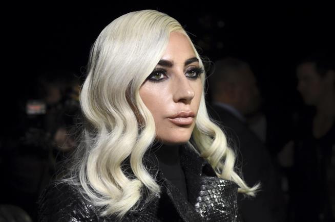 L'atto cantante Lady Gaga