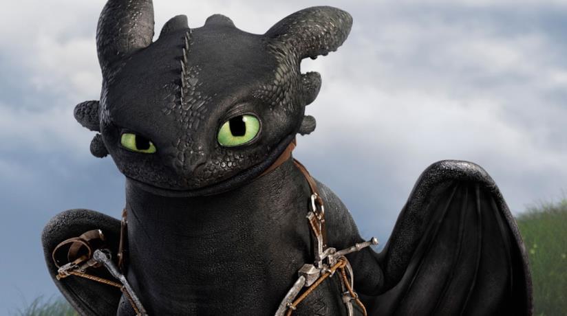Sdentato di Dragon Trainer
