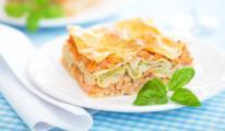 lasagne di pesce ricette