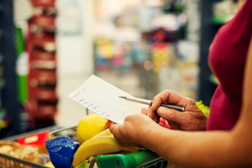 Spesa veloce con lista precisa