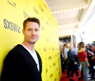 L'attore di This is Us Justin Hartley