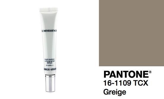 La BB cream di Giorgio Armani con il colore simbolo, il Greige
