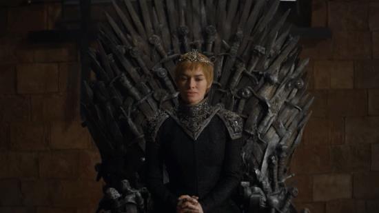 Cersei Lannister, una delle protagoniste di Game of Thrones