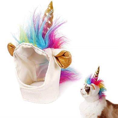 Costume da unicorno per animali