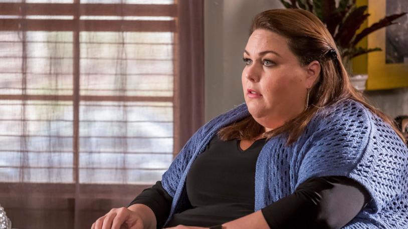 Kate in un'immagine dalla terza stagione di This Is Us