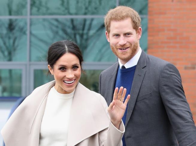 Meghan ed Harry, futuri sposi il 19 maggio