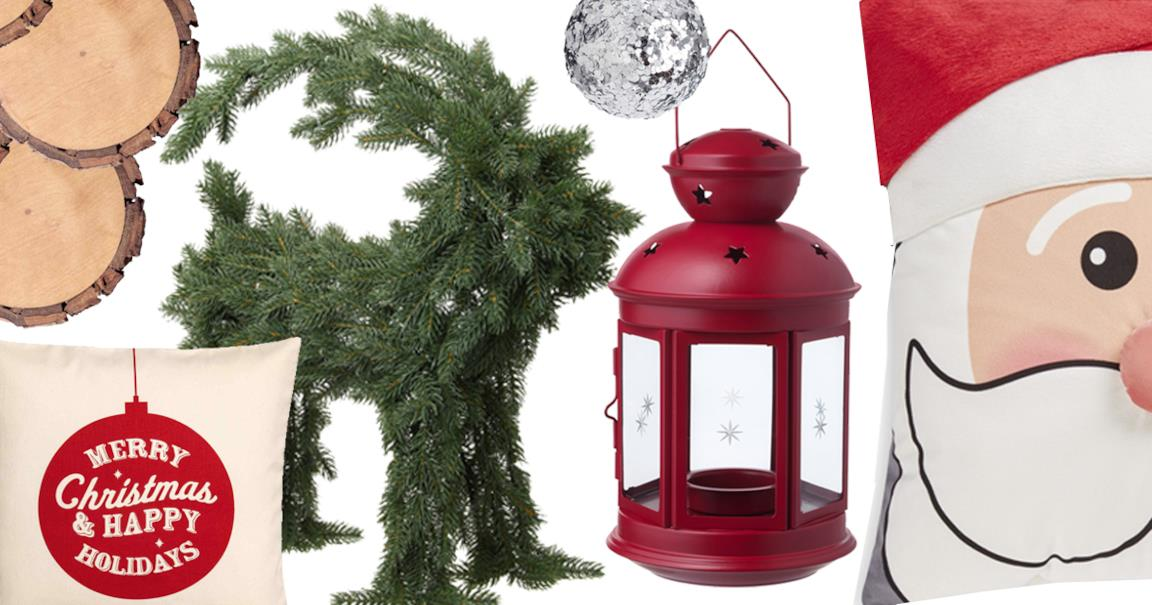 Idee Regalo Natale Ikea.Le Decorazioni Natalizie Low Cost Di H M Zara Primark Ikea E