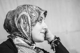Asmae Dachan, giornalista impegnata sul sociale