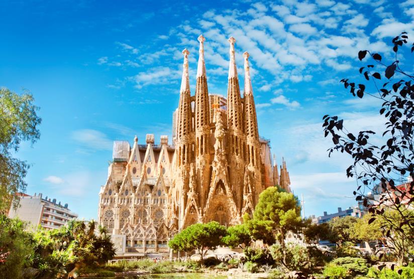 La Cattedrale della Sagrada Familia
