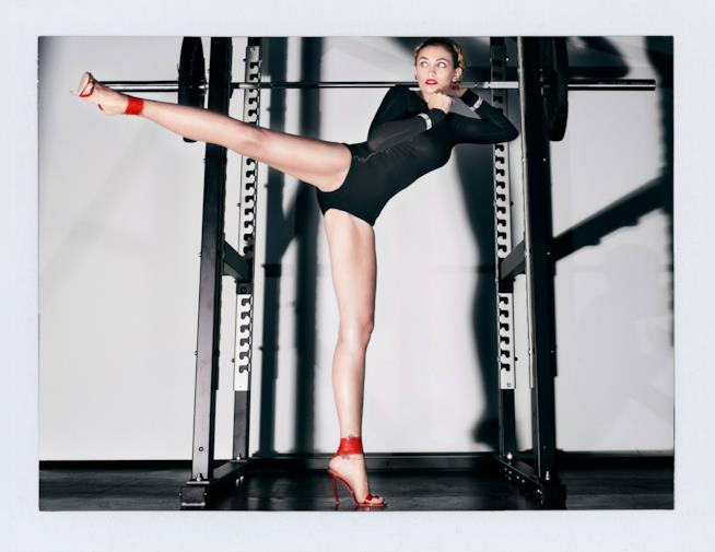 I consigli fitness di Paris Jackson