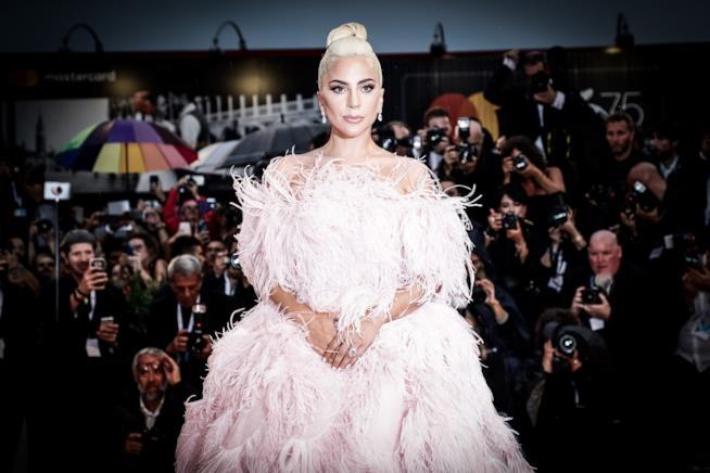 Lady Gaga a Venezia