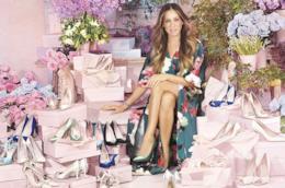 Sarah Jessica Parker firma una linea di sneakers