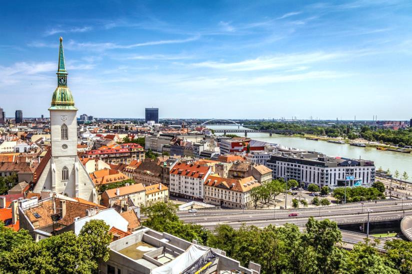 Bratislava e la Cattedrale di San Martino