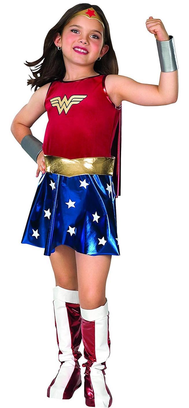 Costume per Bambini Wonder Woman
