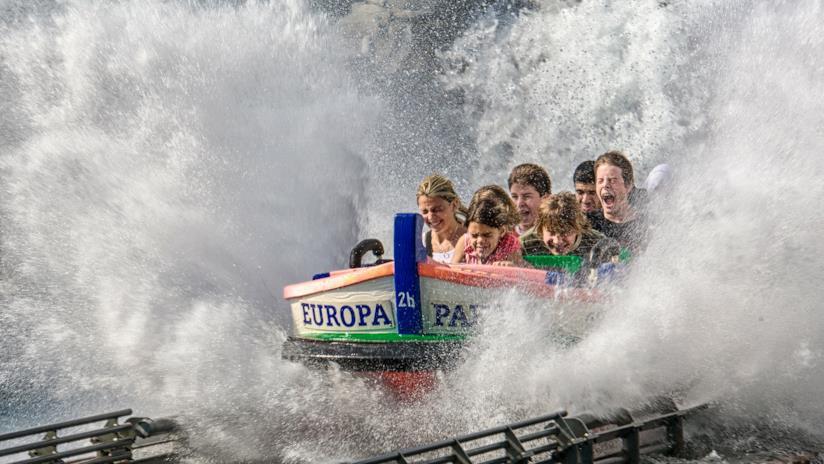 Europa Park, il parco divertimenti tedesco e una delle sue attrazioni acquatiche