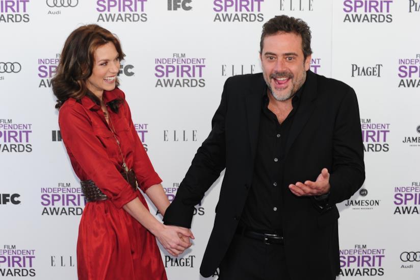 Hilarie Burton e Jeffrey Dean Morgan