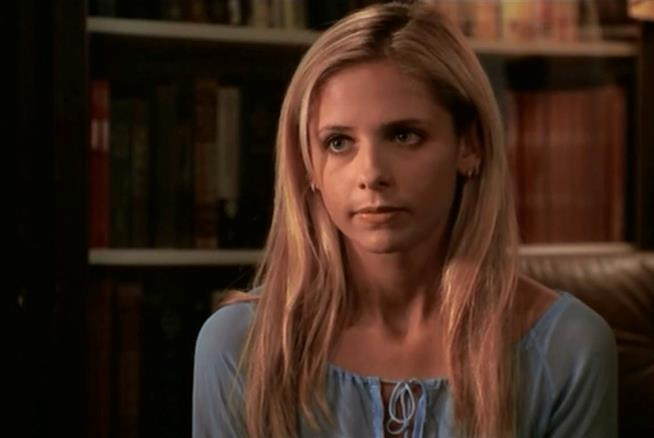 Buffy nella serie Buffy, l'ammazzavampiri