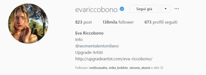 Profilo Eva Riccobono
