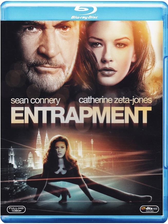 Cofanetto Blu-ray di Entrapment