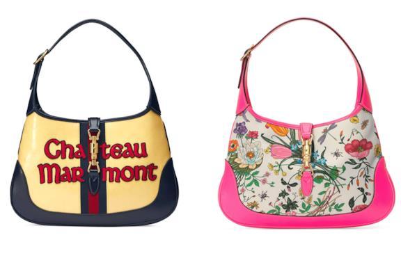 Le borse Jackie Gucci 2019
