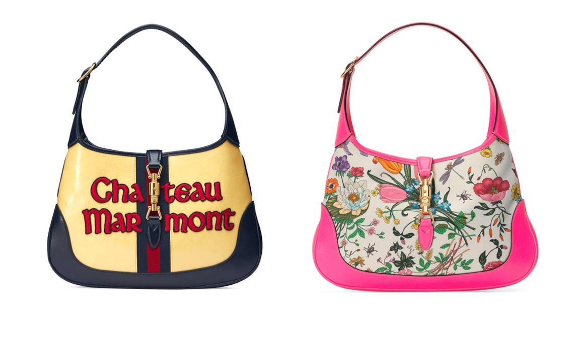 489832bf53 Gucci Jackie: torna la borsa ispirata alla First Lady
